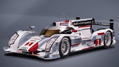 Audi R18 e-tron quattro, la nouvelle arme hybride pour l'endurance