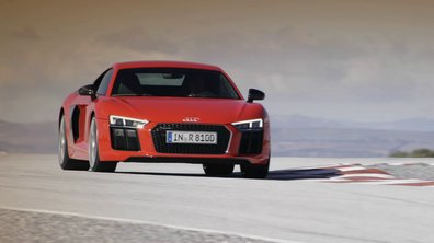 Audi R8 2015 : présentation officielle