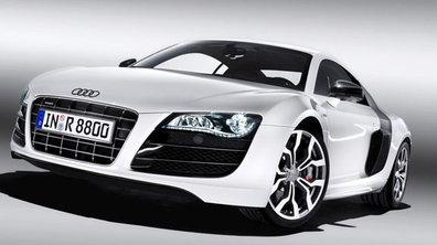 L'Audi R8 se doppe à la GALLARDO