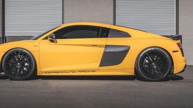 Underground Racing pousse l'Audi R8 V10 Plus à 2.200 chevaux