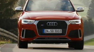 Audi Q3 et RS Q3 2015 : présentation officielle du restylage