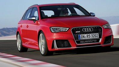 Audi va dévoiler une RS3 de 400 chevaux ?