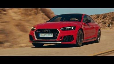 Audi RS5 2017 : Présentation officielle