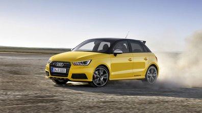 Nouvelle Audi S1 2014 : 231 canassons pour la petite bombe allemande