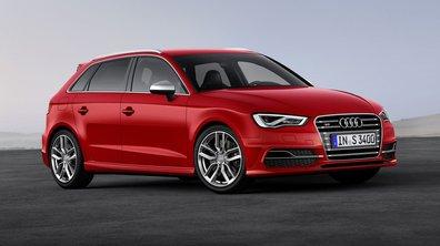 Audi : les ventes progressent de 8% en 2013