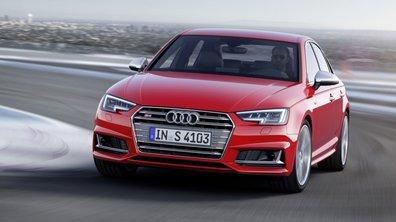 Salon de Francfort 2015 : l'Audi S4, la petite surprise de 354 ch