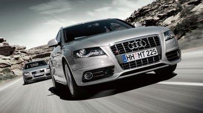 Audi S4 et S4 Avant : Place aux sportives