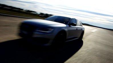 Teaser : Défi 300 km/h en Audi S8 plus !