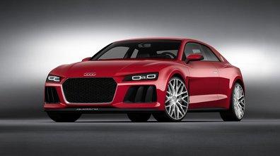 Audi Sport Quattro Concept 2014 : pleins phares sur l'éclairage laser
