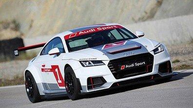 Audi créé sa TT Cup