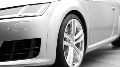 Nouvelle Audi TT 2014 : teaser officiel