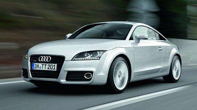 Nouvelle Audi TT : un restylage aiguisé !