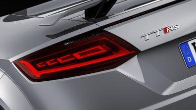 Audi TT RS au salon de Pékin 2016