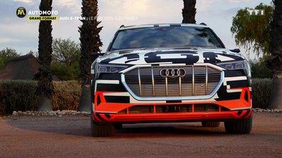 Grand Format : Audi e-Tron, le pari 100% électrique