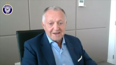 La longue interview de Jean-Michel Aulas (OL)