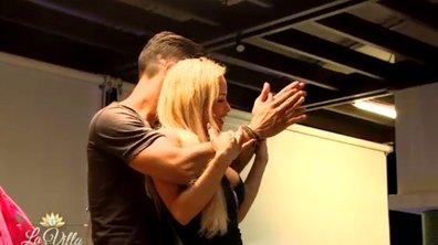 Aurélie Preston et Bilal très proches pour une danse sensuelle !