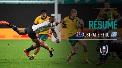 Australie - Fidji : Voir le résumé du match en vidéo