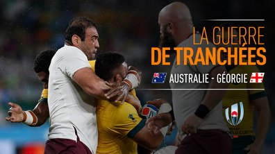 Australie - Géorgie : Un match de contacts