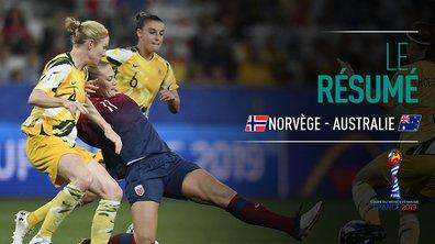 Norvège - Australie : Voir le résumé du match en vidéo