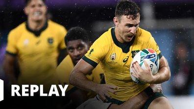 Rugby - Coupe du monde - Australie / Georgie