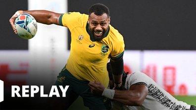 Australie - Fidji (Coupe du monde de rugby - Japon 2019)