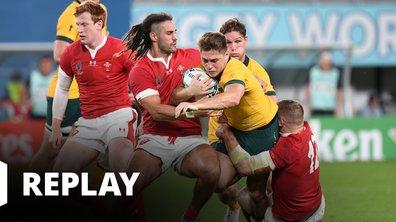 Australie - Pays de Galles (Coupe du monde de rugby - Japon 2019)
