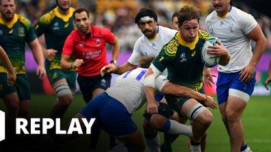 Australie - Uruguay (Coupe du monde de rugby - Japon 2019)