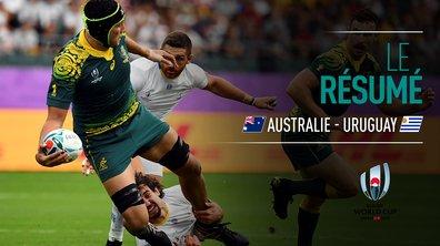 Australie - Uruguay : Voir le résumé du match en vidéo