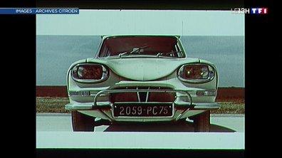 Automobile : la Citroën Ami 6 fête ses 60 ans
