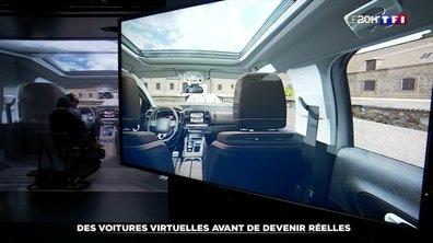 Automobile : la réalité virtuelle au service du design