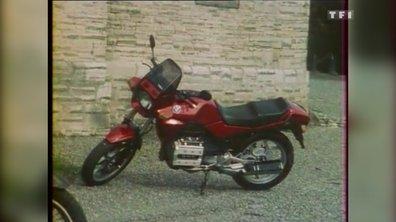 Essai de la BMW K75 – Automoto du 1er mars 1986