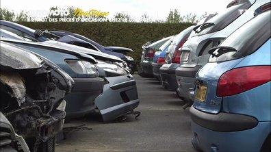 Plein Phare : Bientôt des pièces d'occasion chez votre garagiste ?