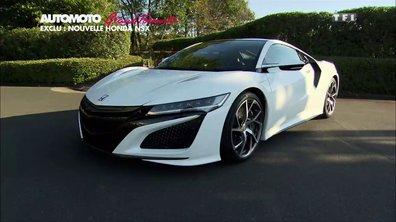 Grand Format : La nouvelle Honda NSX, la puissance de l'hybride