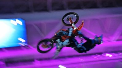 Teaser : Automoto au Supercross de Paris-Lille 2014