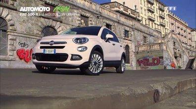 Essai Vidéo : le FIAT 500X, futur star italienne ?