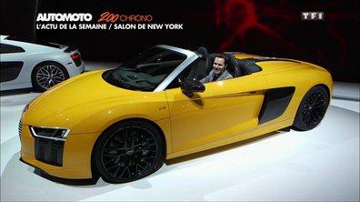 L'actu 200 Chrono spéciale salon de New York