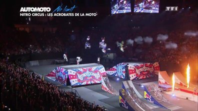No Limit : Nitro Circus, les acrobates de la moto