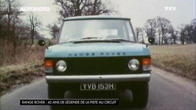45 ans de Range Rover : l'histoire du SUV pionnier