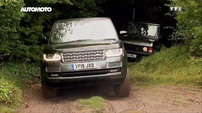 45 ans de Range Rover : le pionnier du 4x4 de luxe