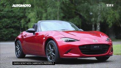 Essai - Mazda MX-5 2016 : le petit cabriolet plaisir accessible !