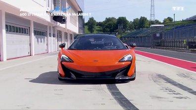 No Limit - 600 LT : Mais où s'arrêtera McLaren ?