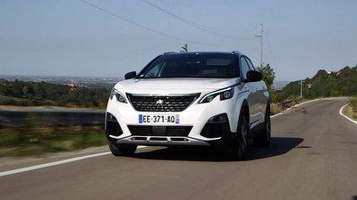 Le nouveau Peugeot 3008 à l'essai dans Automoto ce dimanche