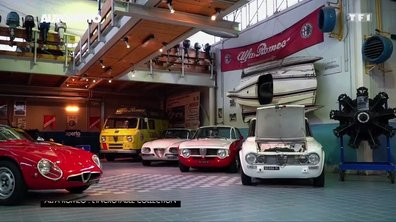 Alfa Romeo : L'incroyable collection
