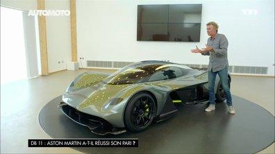 Exclu Automoto : A la découverte de l'Aston Martin AM-RB 001