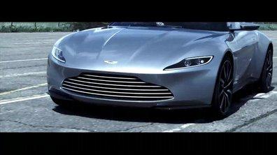 Aston Martin DB10 2015 : présentation officielle