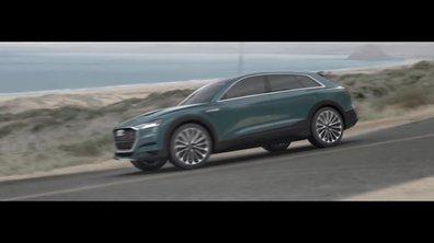 Audi e-tron quattro Concept 2015 : présentation officielle