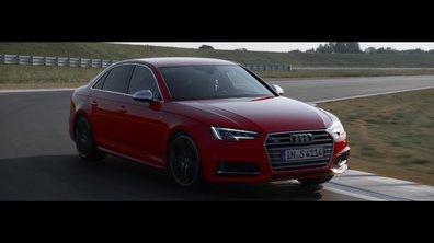 Audi S4 2015 : présentation officielle