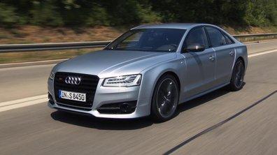 Audi S8 Plus 2015 : Présentation officielle