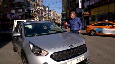 Teaser Automoto : Essai exclusif de la Kia Niro en Corée du Sud