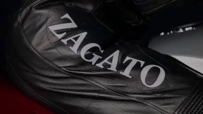 La future MV Agusta Zagato se dévoile en teaser